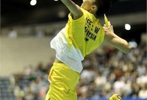 Lee Chong Wei -World Badminton Super Series 2014