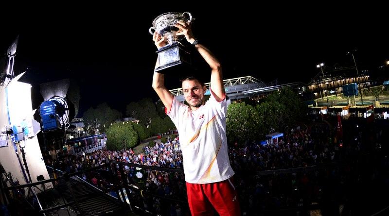 Stanislas Wawrinka aus win 2014