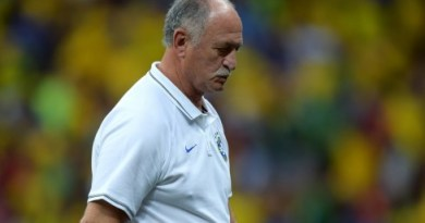 World Cup moment Luiz Felipe Scolari's