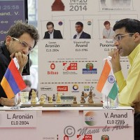 Anand is the Master Performer at Bilbao Despite Loss to Aronian on Final Day