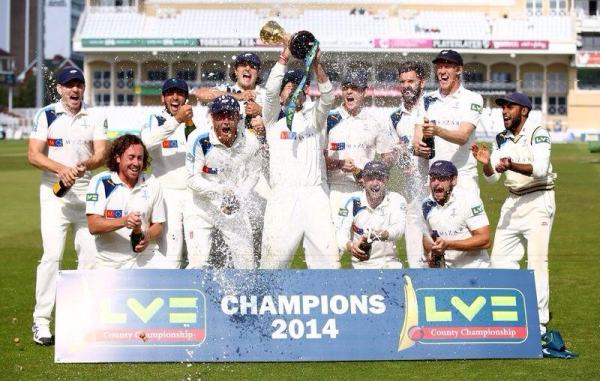 County Championship Yorkshire