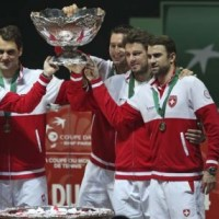 Fantastic Federer Spearheads Switzerland to Their First-Ever Davis Cup Triumph on Sunday