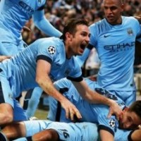 Late Champions League drama offers Manchester City a lifeline