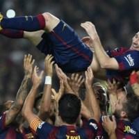 Messi's goalscoring record also highlights the exploits of Telmo Zarra