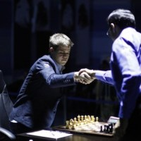 World Chess Championship: Titanic 122-Move Game 7 Lasts Nearly 7 Hours Before an Epic Draw