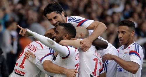 Lyon Ligue 1 title contenders