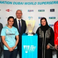 Saina Nehwal Crosses First Hurdle at BWF Destination Dubai World Super-series Finals