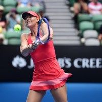 Nadal, Murray, Sharapova and Other Favorites Roll On at the end 7th Day at Australian Open 2015
