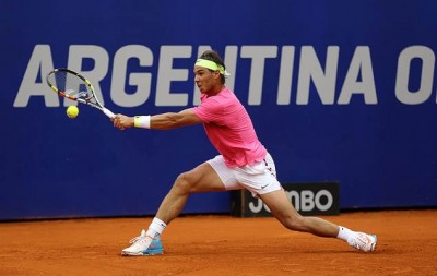 Buenos Aires Nadal Wins