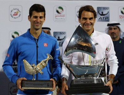 Federers Win Over Djokovic