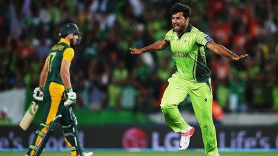 Pakistani Bowlers