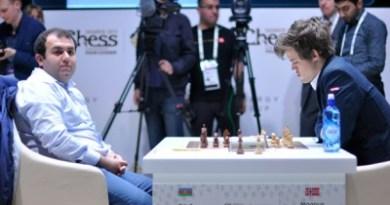 2015 Shamkir Chess