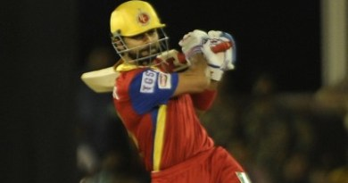 Kohli as RCB Beat Royals