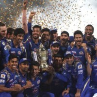Magical Mumbai Transform Magnificent Turnaround into Their Second IPL Win