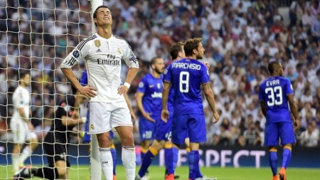 Juventus Prevent Real Madrid