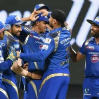 Mumbai Win Another Match to Stay Alive in 2015 IPL