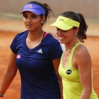 The Big Two to Clash for Men's Title at Rome Masters, Sharapova Takes on Carla Navarro for Women's and Sania/Hingis Reach Fourth Final Together