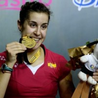 Carolina Marin and Chen Long Win Singles Titles, Chinese Allowed Only Two Top Spots on the Final Day of Star Australian Badminton Open