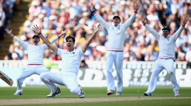 Edgbaston Third Test