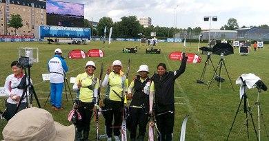 Indian Women Archers Qualify