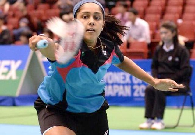 Tanvi Lad Indian Shuttlers