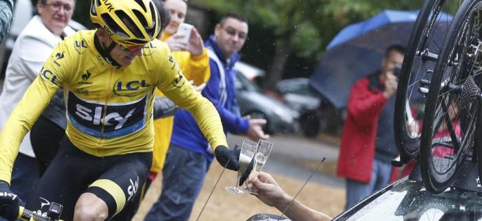 Tour de France victory Froome