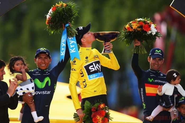 Tour de France victory