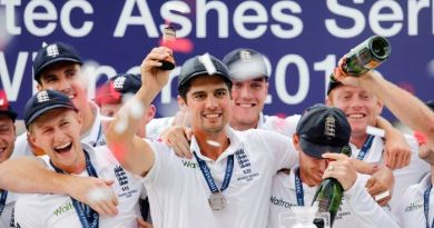 Fifth Test in an Ashes england