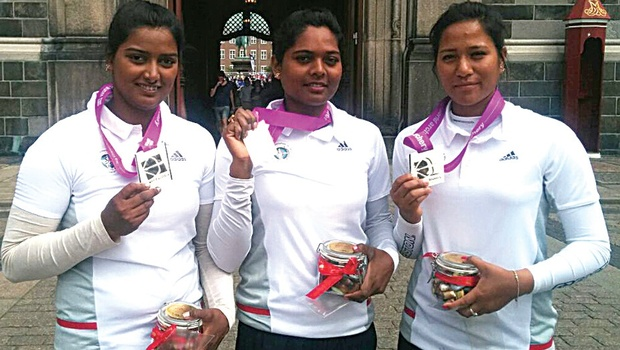 Indians as 2015 World Archery Championship