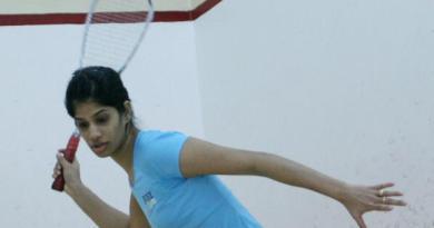 Joshna Chinappa Win Victorian Open Squash Title