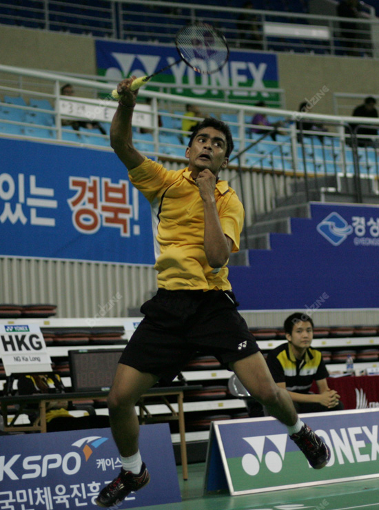 Sameer Verma is Now the Lone Indian in 2015 Vietnam Open Badminton