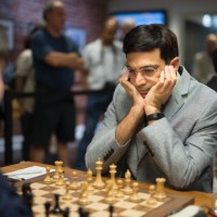 Vishy Anand Loses in First Two Rounds before Drawing in Next Two at Sinquefield Chess