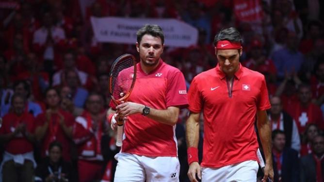 Davis Cup World group swiss