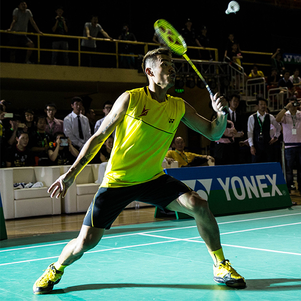In 2015 Japan Open Final China's Lin Dan Plays Denmark's Viktor Axelsen with Women's Singles To Be an All-Japanese Affair Between Okuhara and Yamaguchi