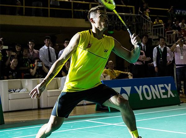 Japan Open Final Lin Dan