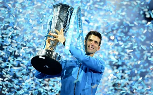 ATP World Tour Finals - Day Eight - O2 Arena