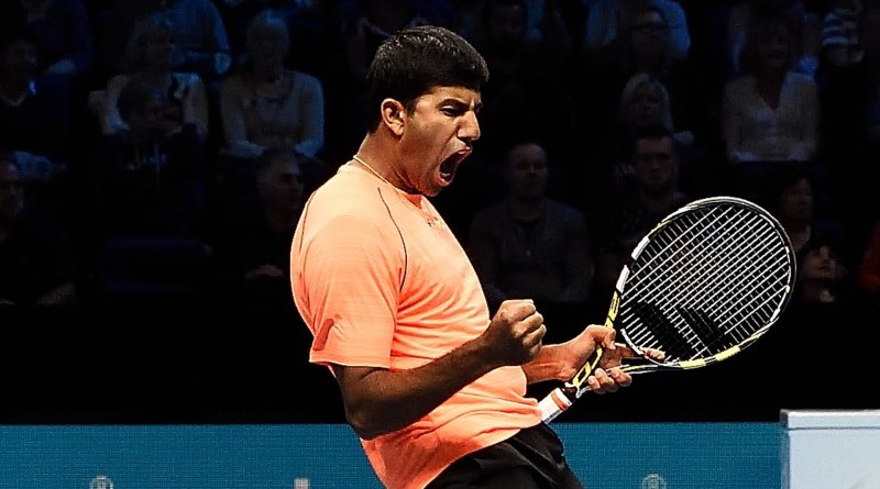 Rohan Bopanna Barclays ATP World Tour Finals
