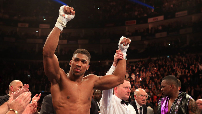 Anthony Joshua proves his heavyweight credentials but is he ready for a Tyson Fury bout ?