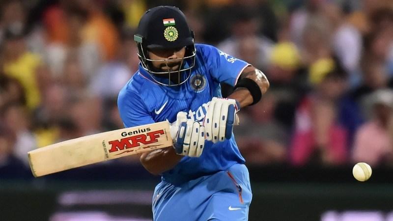 Dominant Virat Kohli  Australia v India - Game 1