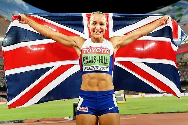 Jessica Ennis-Hill back to be A World Champion