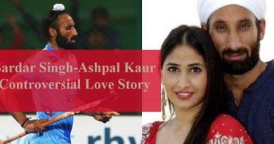 Sardar Singh-Ashpal Kaur Bhogal Controversial Love Story 2016