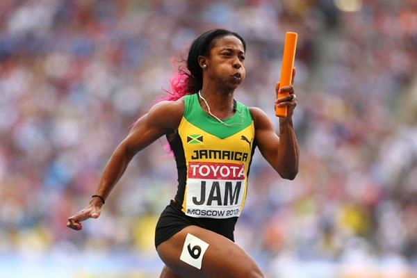 Shelly-Ann Fraser-Pryce Gets Ready to Make Olympic History at Rio