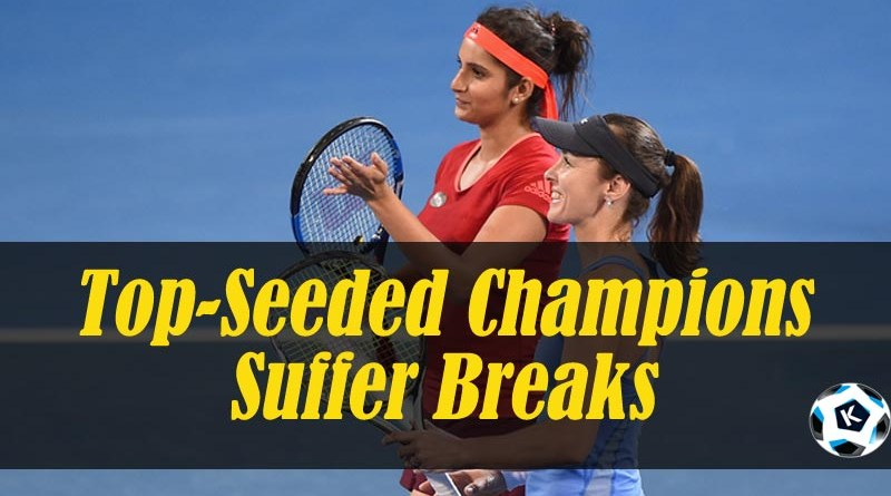 Top-Seeded Champions