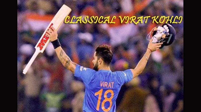 Classical Virat Kohli copy