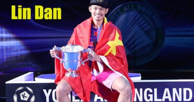 Lin Dan regains the Yonex All England crown