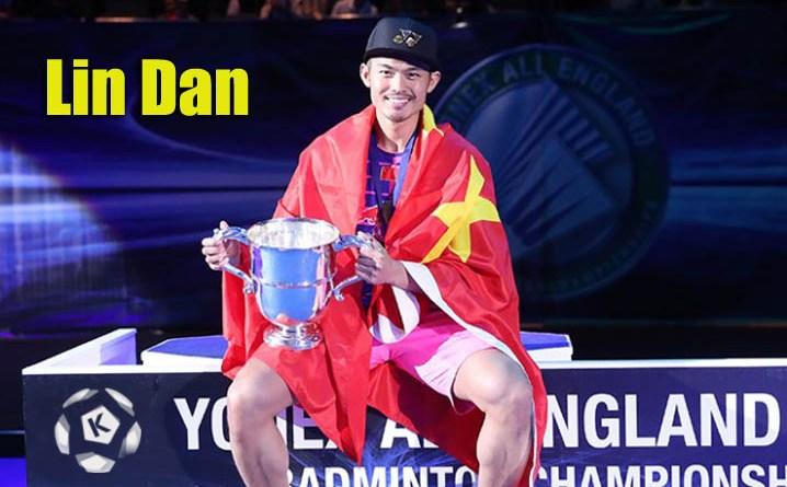 Lin Dan regains the Yonex All England crown