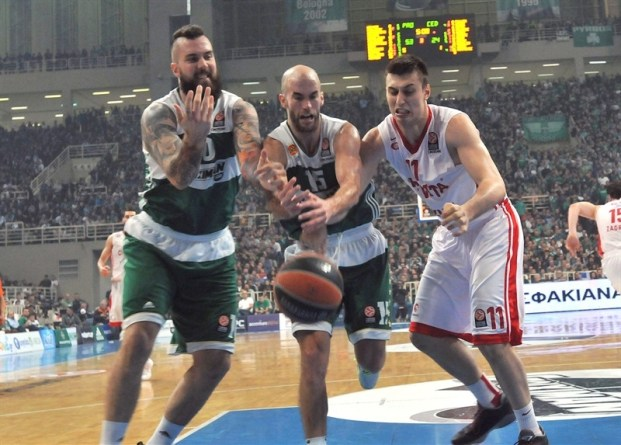 Euro-League Basketball 5 Teams