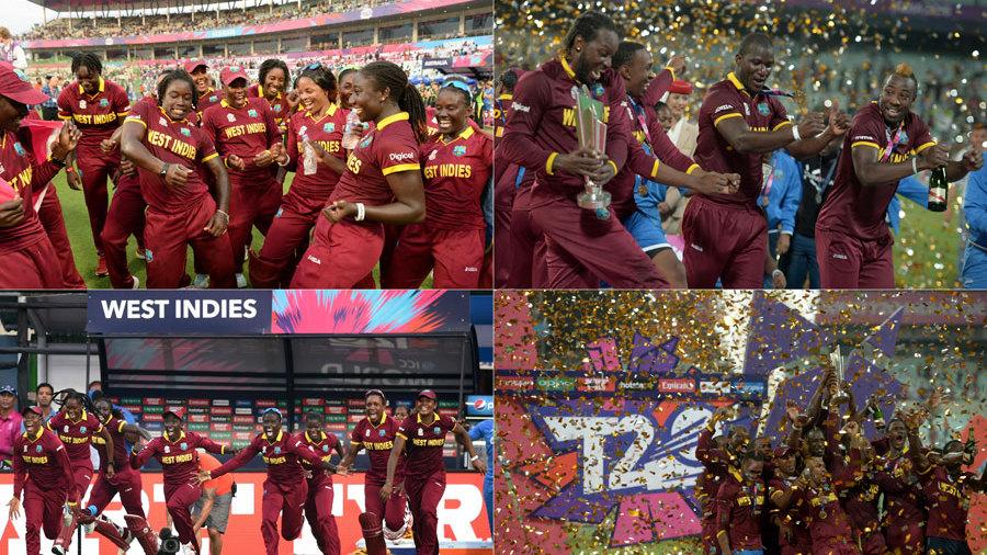 Brathwaite's Bombastic Last-Over Blast Brings T-20 World Cup to West Indies