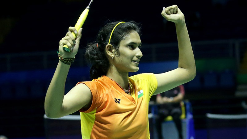 Ruthvika Takes India to Uber Cup Semifinals by Winning the Crucial Singles against Thailand
