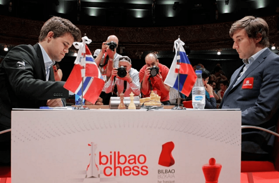 Magnus Carlsen Wins 2016 Bilbao Chess Masters with a Round to Spare
